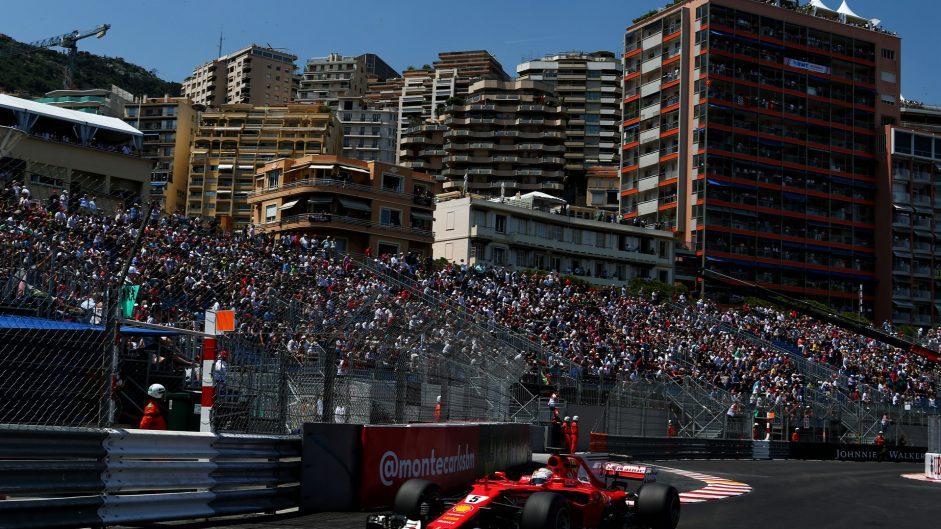 2017 Monaco Grand Prix championship points