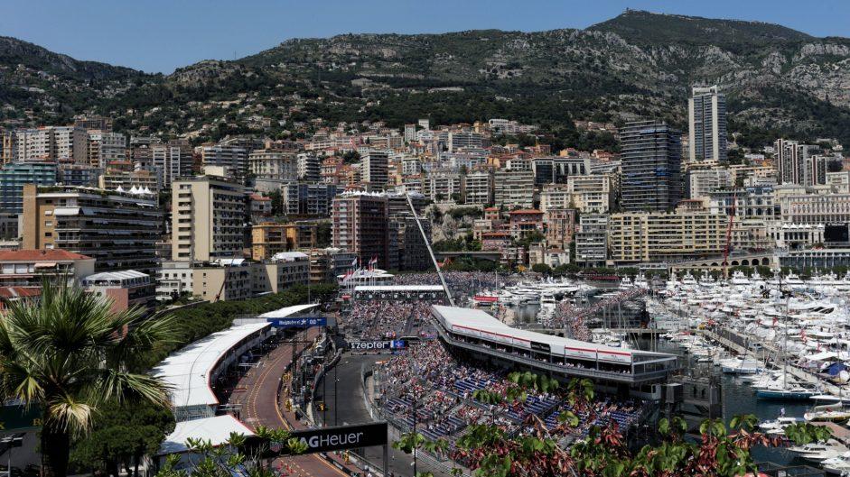 Nico Hulkenberg, Renault, Monaco, 2017