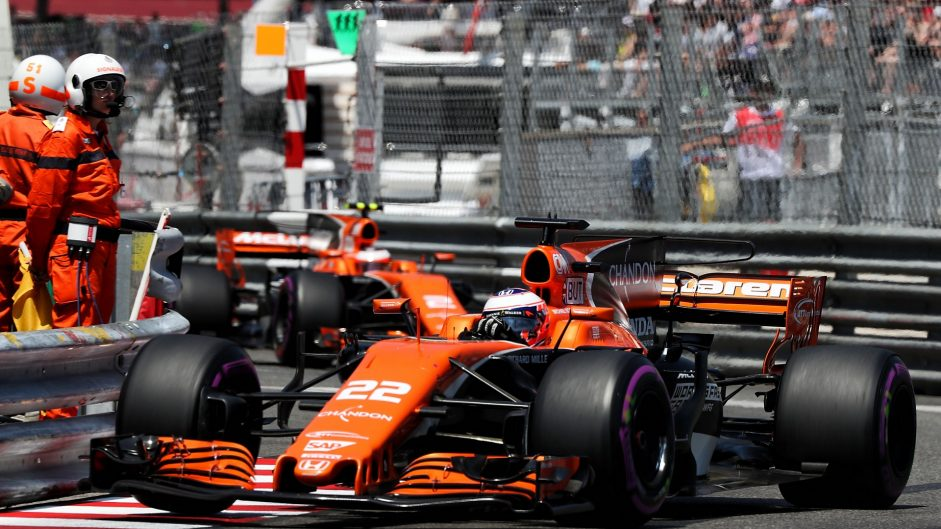 Collision penalty caps off Monaco return to forget for Button