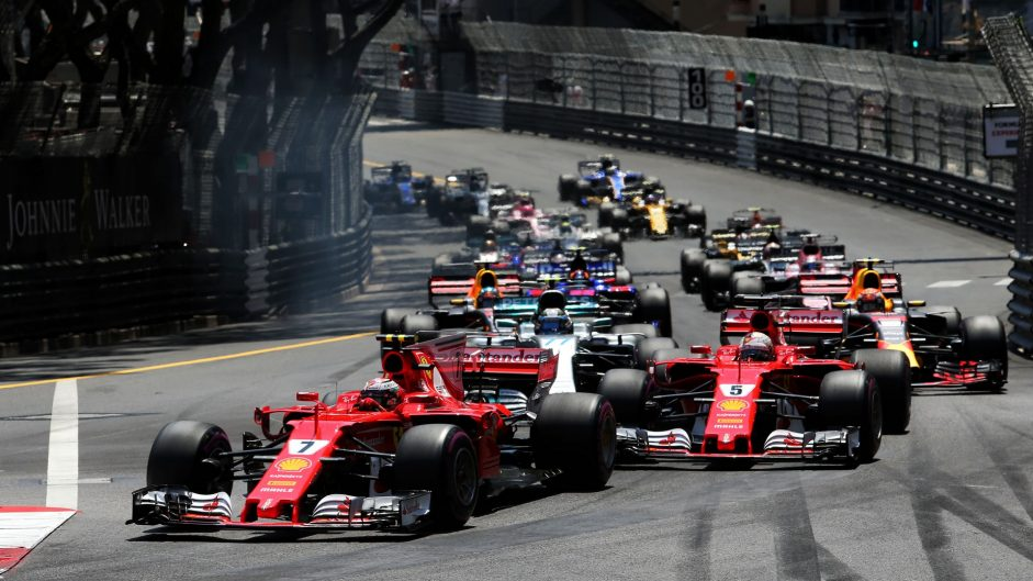 Rate the race: 2017 Monaco Grand Prix