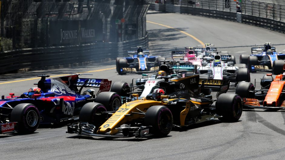 Vote for your 2017 Monaco Grand Prix Driver of the Weekend