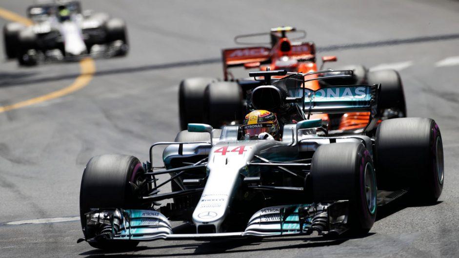 2017 Monaco Grand Prix team radio highlights: Race