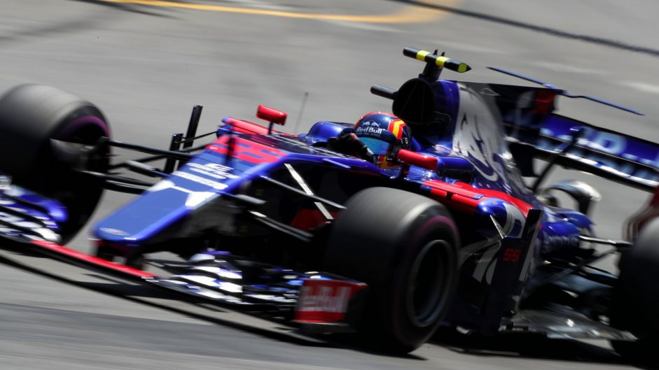 Sainz takes first Driver of the Weekend win