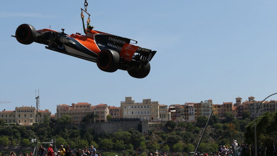 Third year of Honda pain is one too many for McLaren