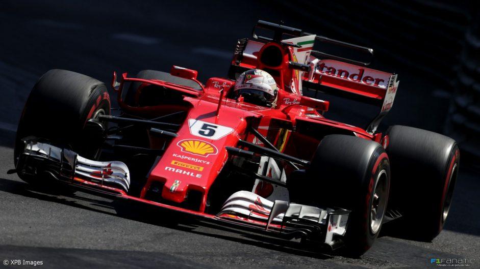 Hamilton: Ferrari will have downforce advantage in Singapore