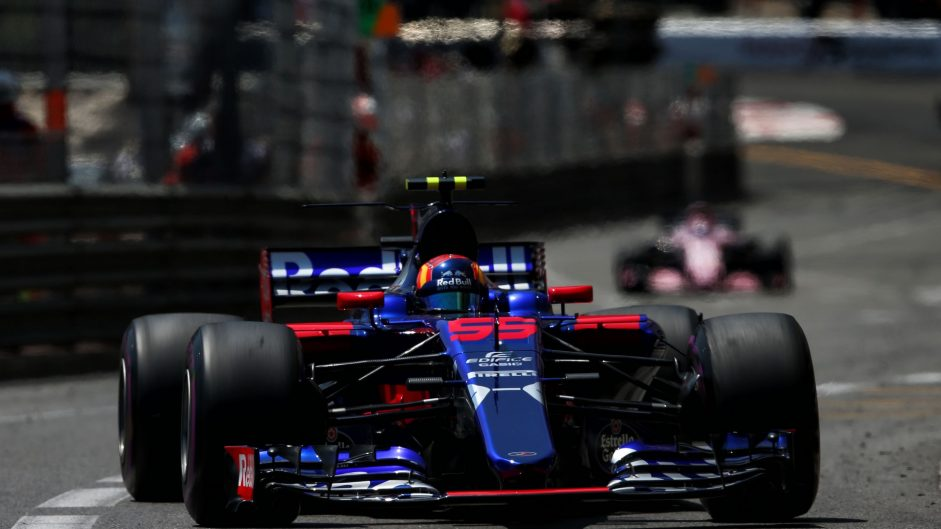 Sainz hails 'perfect weekend' after strong drive to sixth