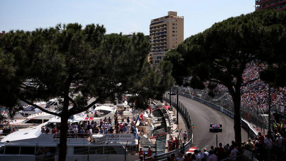 Carlos Sainz Jnr, Toro Rosso, Monaco, 2017