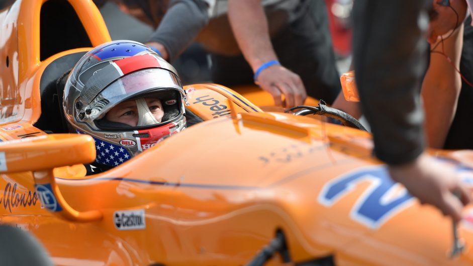 Marco Andretti, McLaren Honda Andretti, IndyCar, Indianapolis, 2017