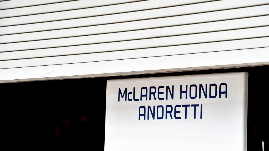 McLaren Honda Andretti, IndyCar, Indianapolis, 2017