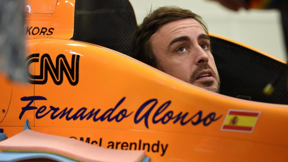 "Alonso says IndyCar feels ""more raw"" than F1 after first test"