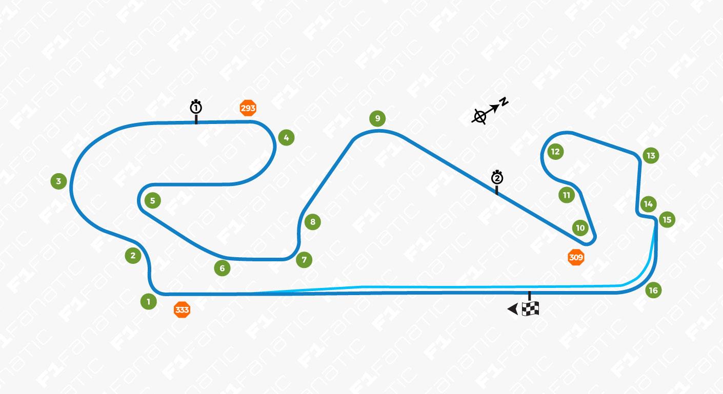 circuit de catalunya barcelona circuit information racefans. Black Bedroom Furniture Sets. Home Design Ideas