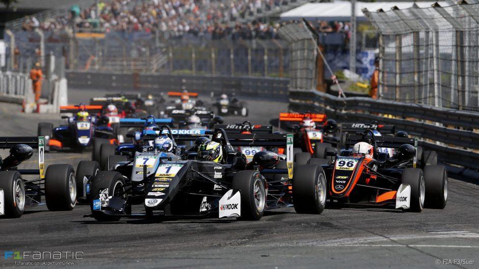McLaren junior loses Pau Grand Prix win