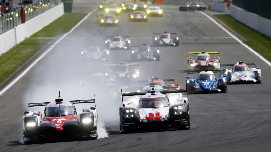 Close finish in final WEC race before Le Mans