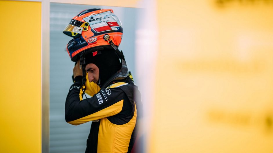 """Kubica says F1 return would be """"physically, no problem"""" after Paul Ricard test"""