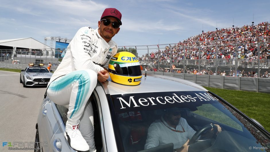 "Hamilton ""undoubtedly"" at Senna's level – Lowe"