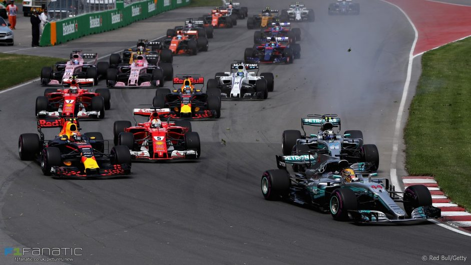 Canadian GP rated highly despite no fight at the front