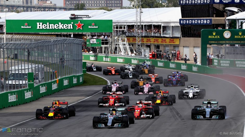 Vote for your 2017 Canadian Grand Prix Driver of the Weekend
