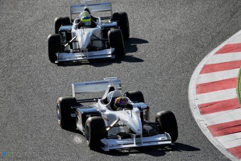 Two-seaters, Circuit de Catalunta, 2017