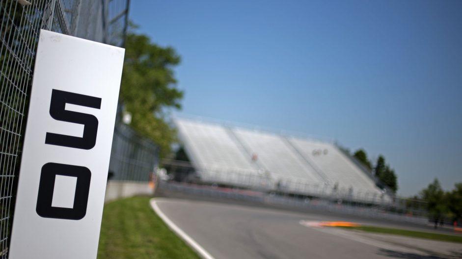 Circuit Gilles Villeneuve, 2017