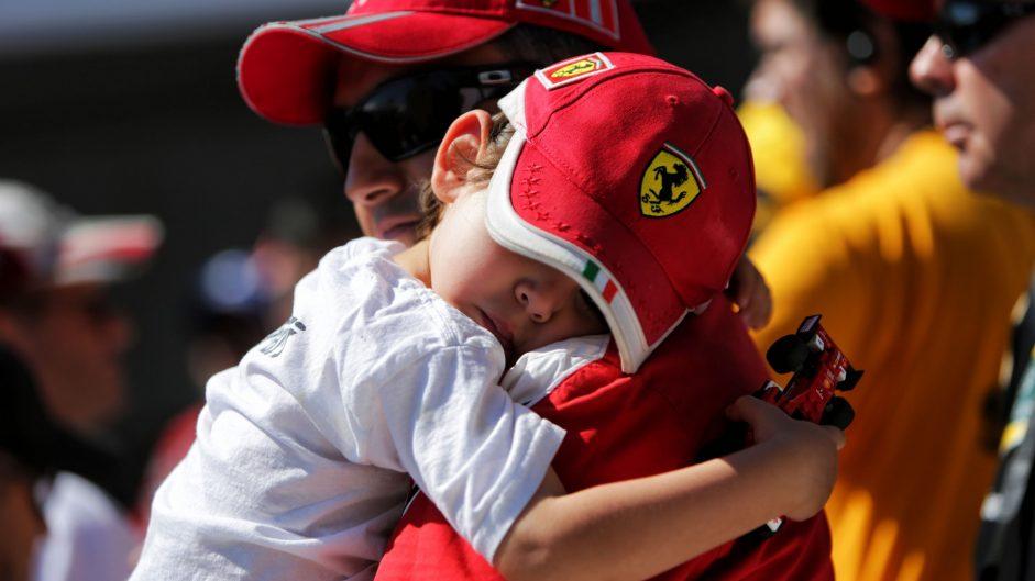 Fan, Circuit Gilles Villeneuve, 2017