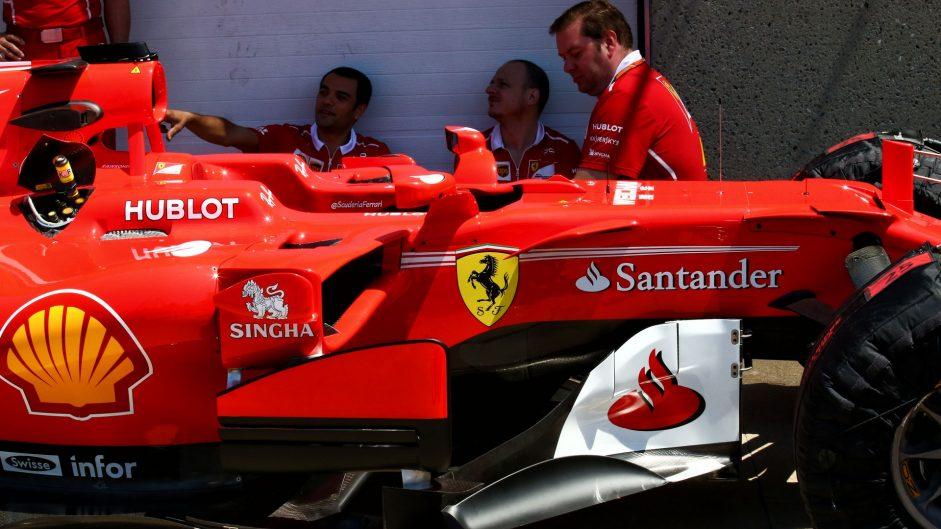 Ferrari SF70H, Circuit Gilles Villeneuve, 2017
