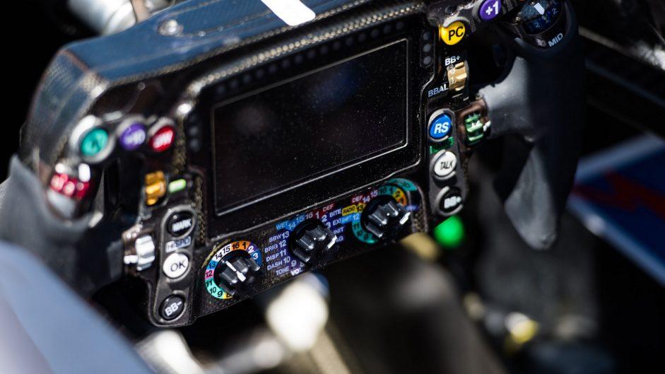 Mercedes W08, Circuit Gilles Villeneuve, 2017
