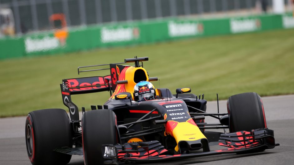 Daniel Ricciardo, Red Bull, Circuit Gilles Villeneuve, 2017