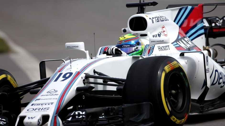 Felipe Massa, Williams, Circuit Gilles Villeneuve, 2017