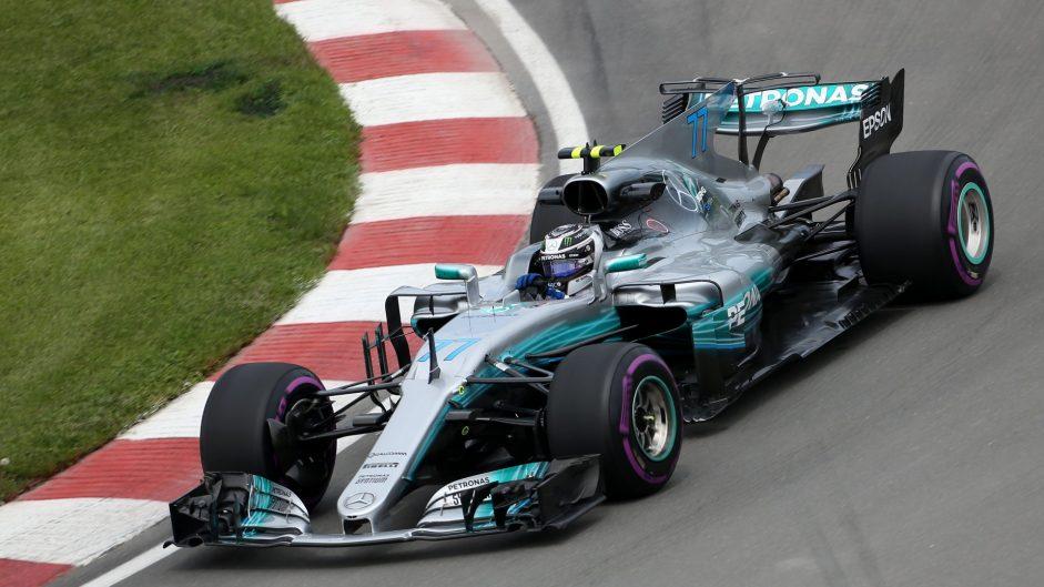 Valtteri Bottas, Mercedes, Circuit Gilles Villeneuve, 2017