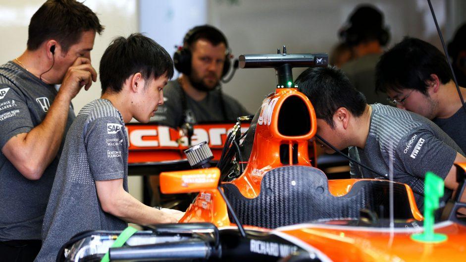 McLaren, Circuit Gilles Villeneuve, 2017