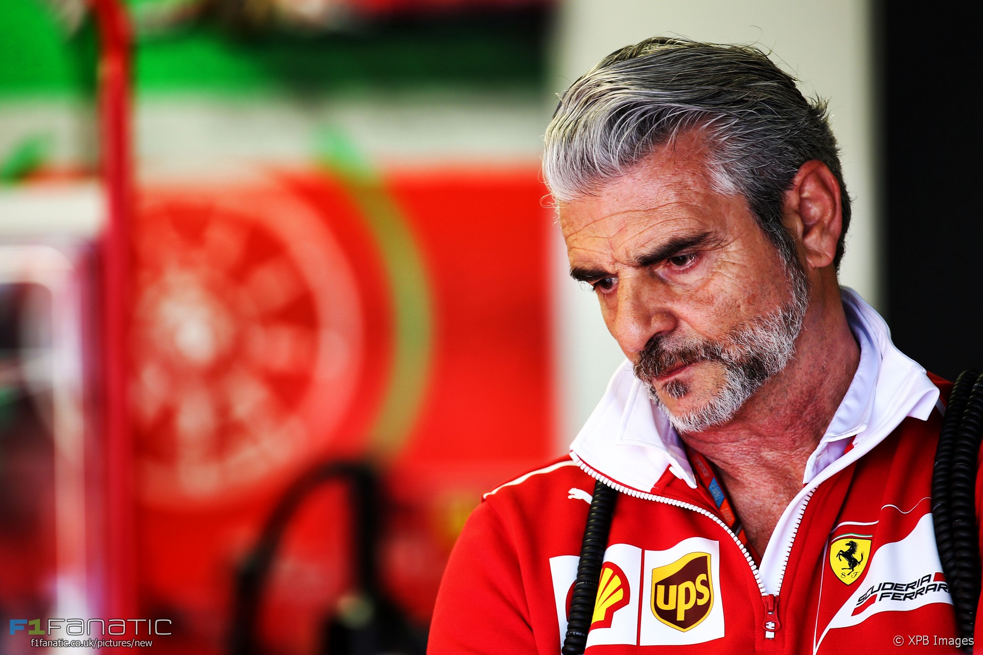 Maurizio Arrivabene, Ferrari, Circuit Gilles Villeneuve, 2017