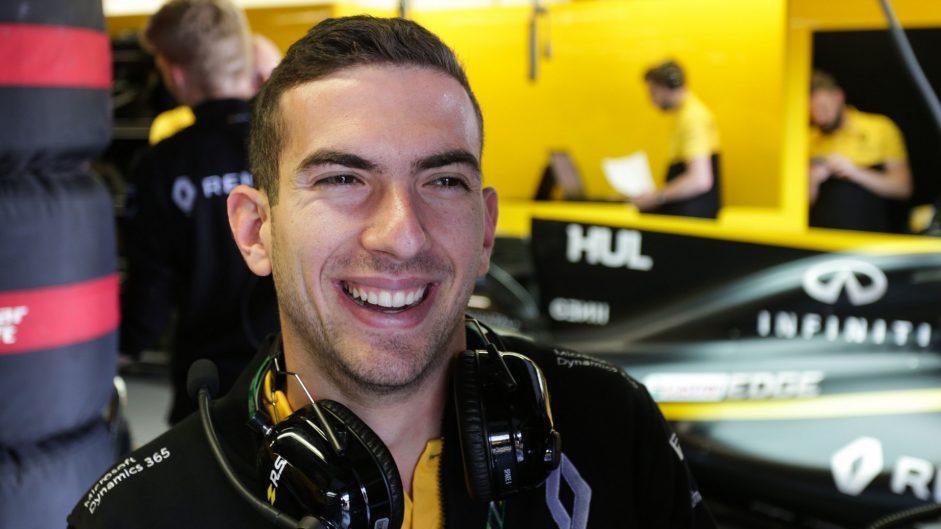 Nicholas Latifi, Renault, Circuit Gilles Villeneuve, 2017