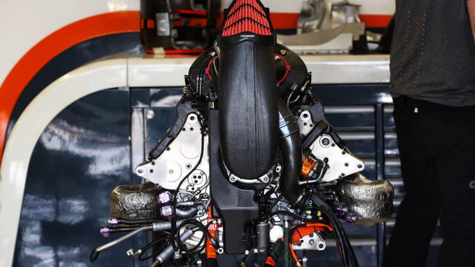 Honda power unit, McLaren, Circuit Gilles Villeneuve, 2017