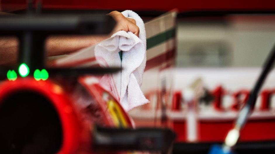Ferrari, Circuit Gilles Villeneuve, 2017