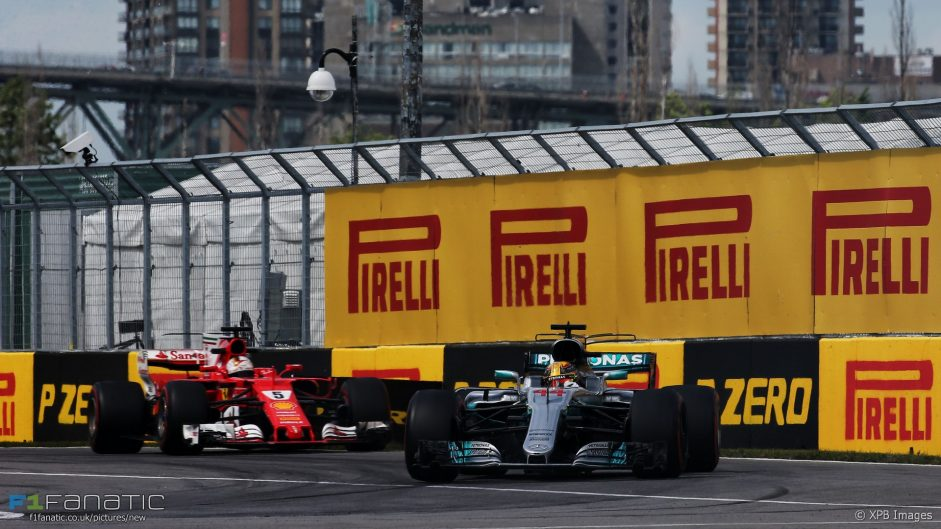 Ferrari have strategic options to challenge Mercedes