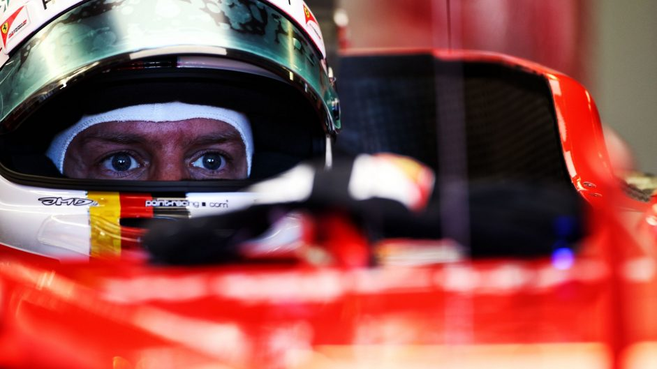Vettel must cut out the temper tantrums