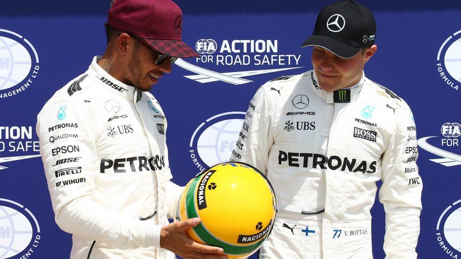 Lewis Hamilton, Valtteri Bottas, Circuit Gilles Villeneuve, 2017