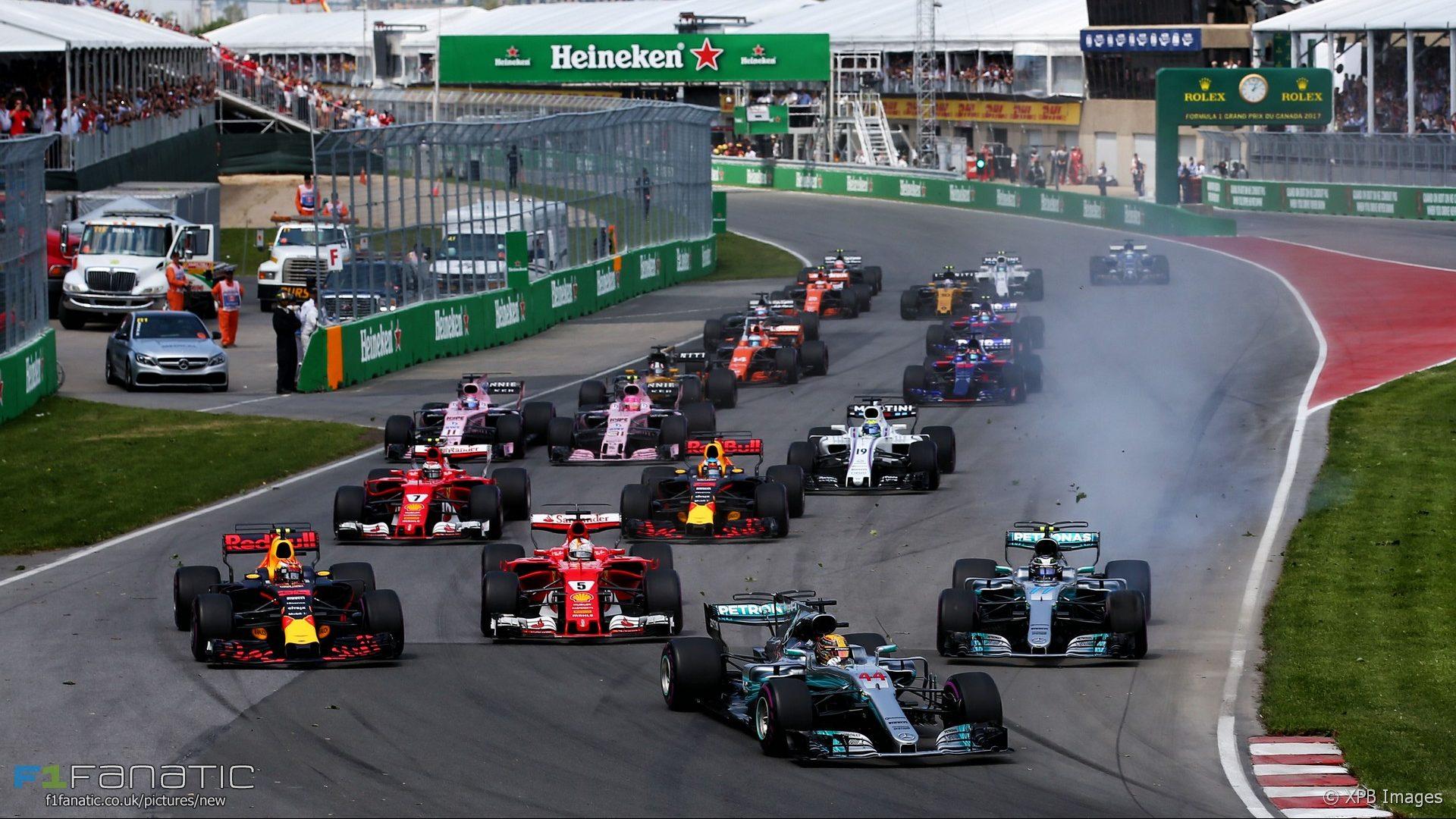 Výsledok vyhľadávania obrázkov pre dopyt GP F1 Canada 2017