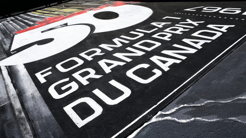 50 years of the Canadian Grand Prix celebrations, Circuit Gilles Villeneuve, 2017