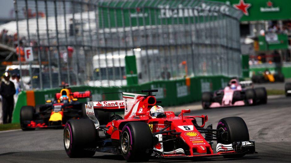 2017 Canadian Grand Prix championship points
