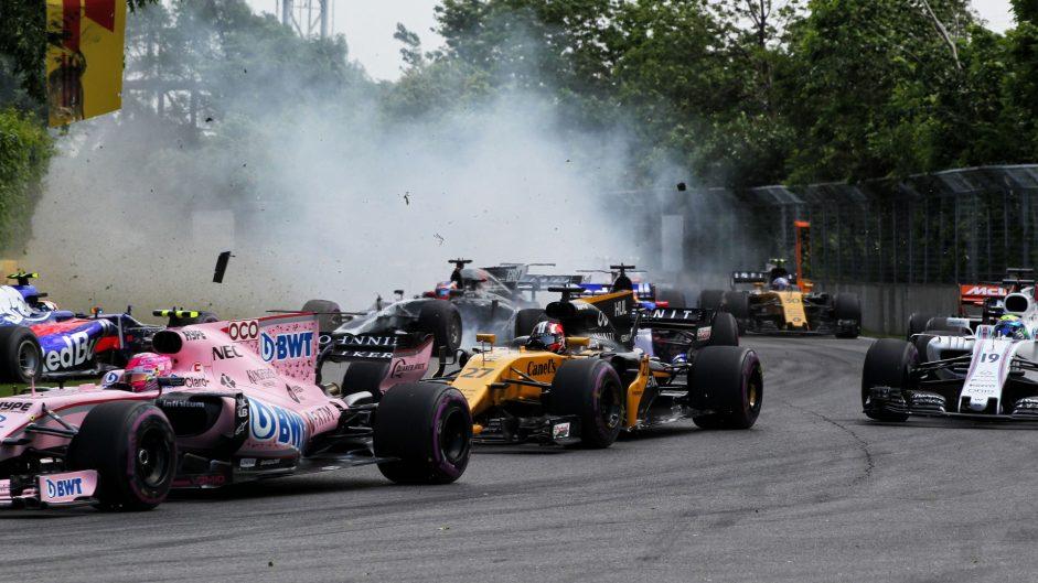 Carlos Sainz Jnr, Toro Rosso, Circuit Gilles Villeneuve, 2017