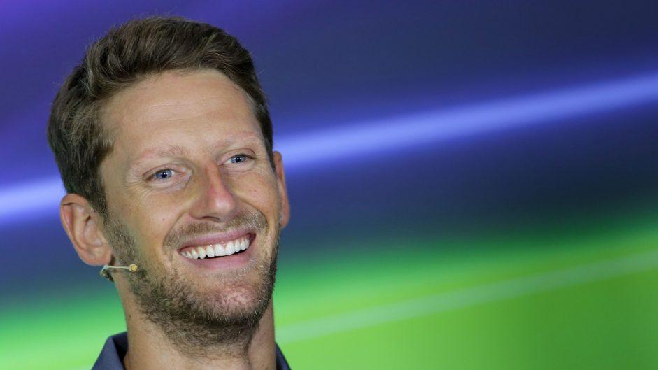 "Grosjean ""in a good position"" if Raikkonen seat becomes available"