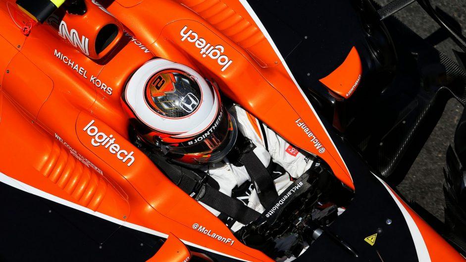 Both McLaren drivers get 15-place grid penalties