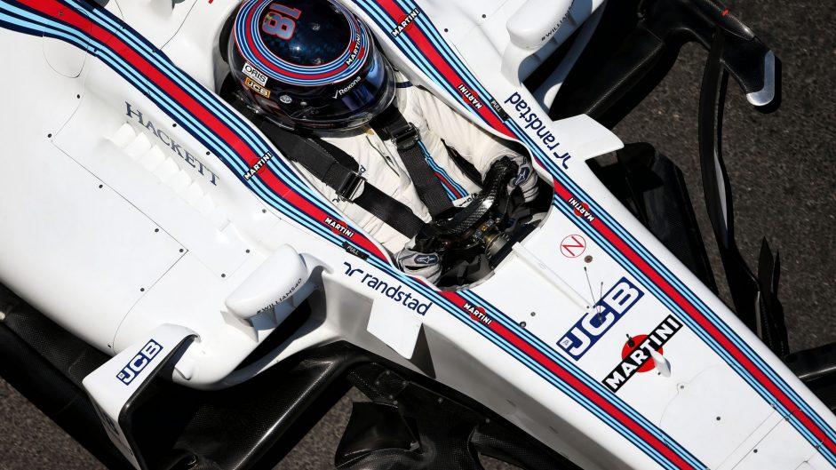 Lance Stroll, Williams, Baku City Circuit, 2017