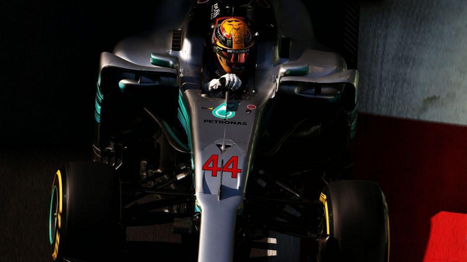 2017 Azerbaijan Grand Prix grid