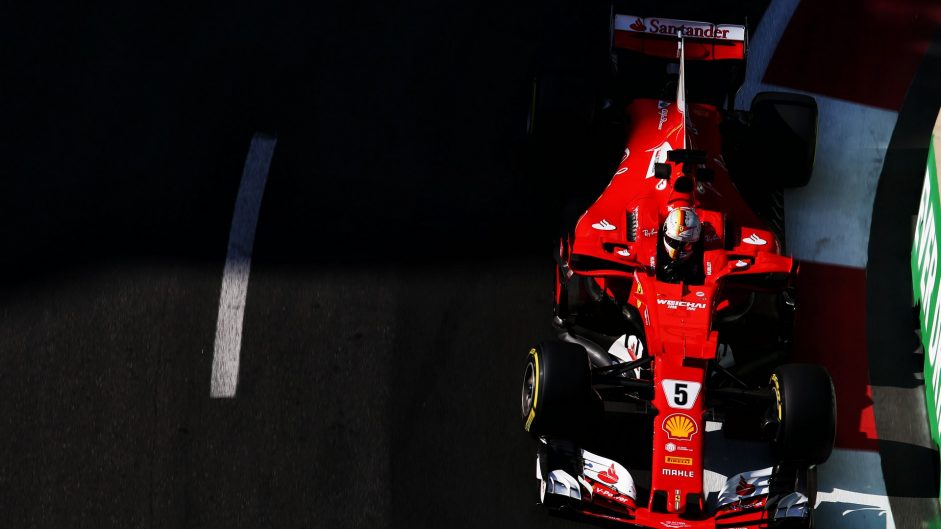 Vettel handed three penalty points for Hamilton clash