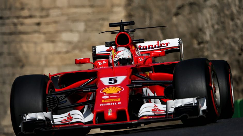 "Vettel accuses Hamilton of ""brake check"" after collision"