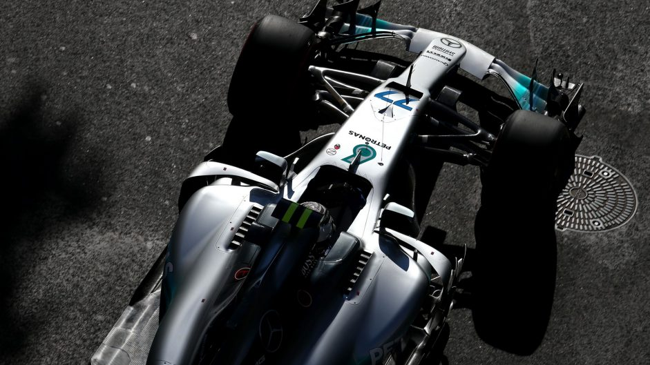 Lap time watch: Mercedes even further ahead in Baku than last year