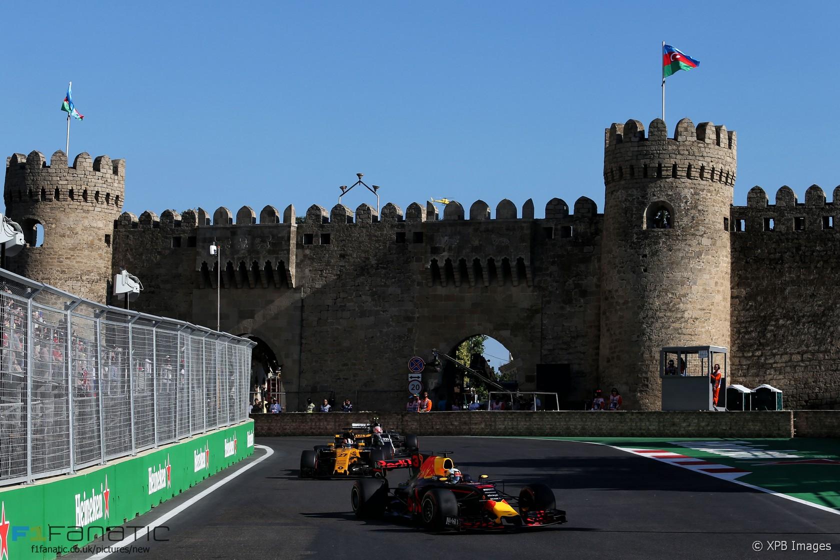 Baku F1