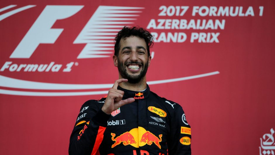 Championship tensions boil over between Vettel and Hamilton but Ricciardo stays cool